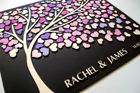 wedding frame for hearts bragging rights scroll saw village image is loading personalized wedding guest book wood rustic