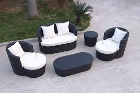 image black wicker outdoor furniture. Top Black Wicker Patio Furniture Image Outdoor R