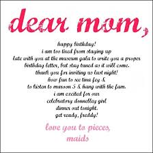 Funny Birthday Quotes For Mom From Son Quotes Pinterest Impressive Birthday Quotes For Mom