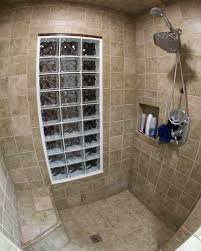 Glass Block Window In Shower wood working offgridcabin 4218 by xevi.us