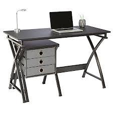 office computer desk. Extraordinary Design Ideas Office Depot Computer Desk Brenton Studio X Cross And File Set Black By