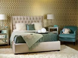 Metallic Bedroom Furniture 10 Hot Trends To Bring Metallic Influences To Your Interiors