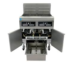 frymaster product high efficiency gas fryers filtration