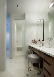 bathroom vanity table and chair. chic makeup vanity table with lights image ideas for bathroom traditional and chair o