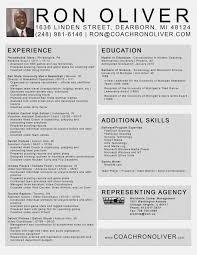 Sample Sports Resume Sports Coach Resume New Coaching Resume Samples