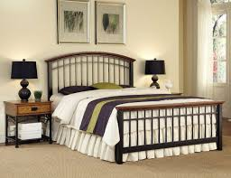 modern craftsman furniture. amazoncom home styles modern craftsman queen bed and 2 end table bedroom furniture