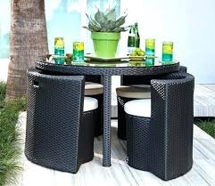patio furniture small deck. Marvellous Small Patio Furniture Set Pleasurable Ideas Best On Just Because You Have . Deck I