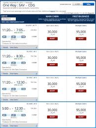 Delta Miles Chart 2016 What No One Else Will Tell You About Booking Delta Awards