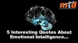 Interesting Quotes Interesting 48 Interesting Quotes About Emotional Intelligence