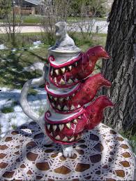 stacked teapot wonderland png