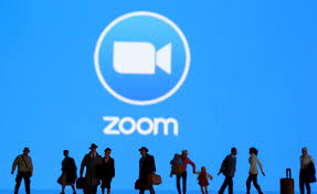 Zoom shares rise on strong current-quarter forecast, upbeat results    Reuters
