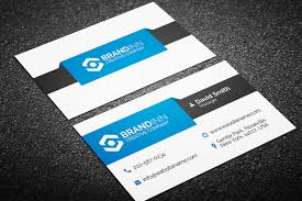 Simple Business Card Template Word Simple Creative Business Card Template 12 Graphic Pick