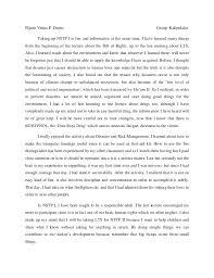 nstp reflection paper essay the national service training program cwts 2 reflection essay scribd nstp reaction paper slideshare