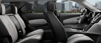 Test Drive the V6 Engine of the 2017 Chevrolet Equinox Lafayette