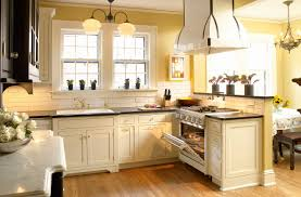 backsplash ideas for black granite countertops. Yellow Kitchen Backsplash Ideas Fresh Black Granite Countertops White Cabinets For A