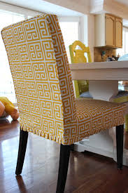 yellow parsons chair.  Yellow Custom Slipcovers By Shelley To Yellow Parsons Chair R