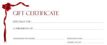 Printable Gift Certificate Templates Printable Gift Certificates Fresh Makeup Gift Certificate Template