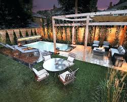 Small Yard Pools Make Sure The Style Of The Pool Matches With Your Amazing Small Pool Designs For Small Backyards Style