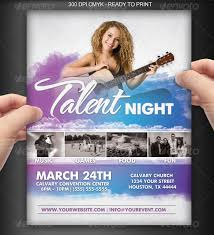 talent show flyer template free 18 amazing talent show flyer templates psd free premium templates