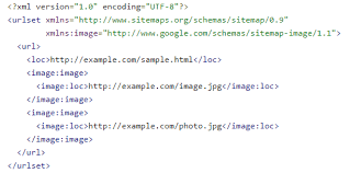 image xml sitemap it is only useful for search engines and plements the