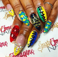 20 Black Nail Artists on Instagram Who Slay the Manicure Game ...