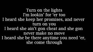 Future Turn On The Lights Mp3 Future Turn On The Lights With Lyrics