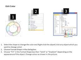 Arrow Ring Chart Powerpoint 2502 Business Ppt Diagram Ring Shaped Business Arrows Chart