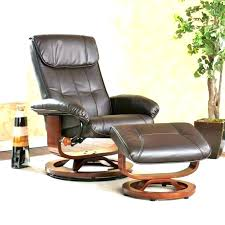 high back leather recliner chair leather recliners and ottoman magnificent recliner with contemporary black swiveling reclining high back leather recliner