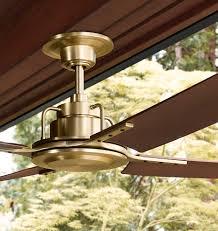home interior survival outdoor ceiling fan no light minka aire magellan f579 l bnw 60