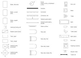 Floor Plan Symbols Plan Symbols Floor Plan Symbols Clipart Floor