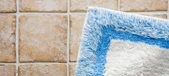 selecting bathroom rugs what materials are best