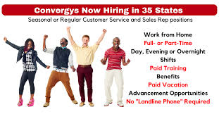 Hiring Sales Rep Seasonal And Regular Work From Home Sales Service Reps