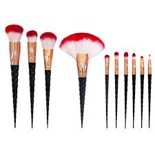 unicorn brush set. unicorn brush set p