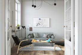 living room shag rug. Gray Shag Rug Living Room Scandinavian With Young Apartment Espace Interieur S