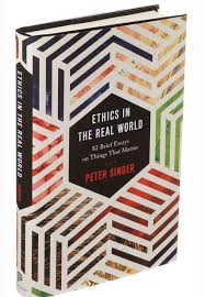 ethics in the real world peter singer s provocative essays the  credit patricia wall the new york times