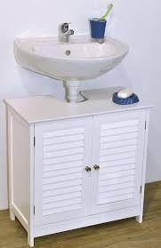 under pedestal sink storage cabinet