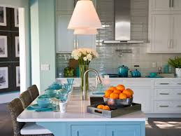 Ocean Themed Kitchen Decor Interior Coastal Style Kitchen Design Or Beach Themed Kitchen