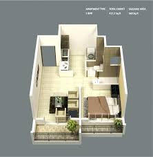 one bedroom house plans cottage style