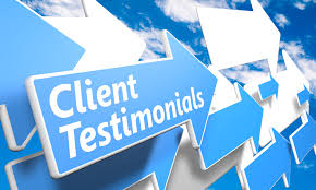 Image result for testimonials