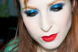crossdressing in leeds shirley manson s milk video look how to create a blue eye makeup