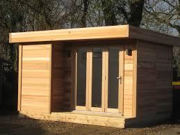 garden room office. cedar garden room office .