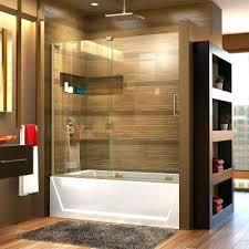 sliding glass doors for bathtubs mirage x in to in x in semi installing sliding glass sliding glass doors for bathtubs
