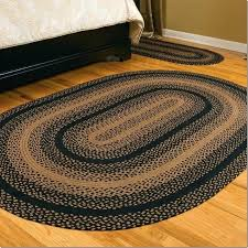 large oval rugs area rug easy black and white on braided wool small round extra