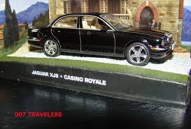 007 TRAVELERS: 007 Vehicle: Jaguar XJ8 / Casino Royale (2006)