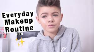 everyday makeup routine 2017 updated age boy simplykian you
