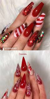 How To Christmas Nail Designs The Cutest And Festive Christmas Nail Designs For