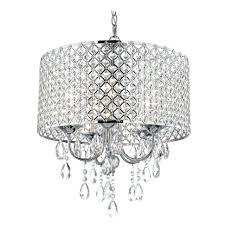 authentic drum shade chandelier with crystals l2801630 black drum shade crystal chandelier pendant light