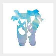 ballet watercolor ballerina dance