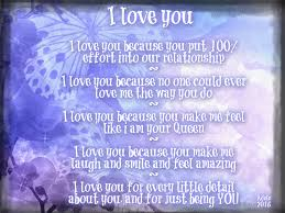 I Love You Because Pictures Photos And Images For Facebook Tumblr Adorable I Love You Because