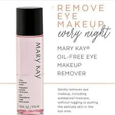mary kay oil free eye makeup remover 3 71 fl oz 110ml